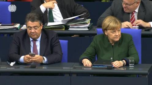 Thủ Tướng Merkel hy vọng 60,000 di dân tự rời khỏi Đức