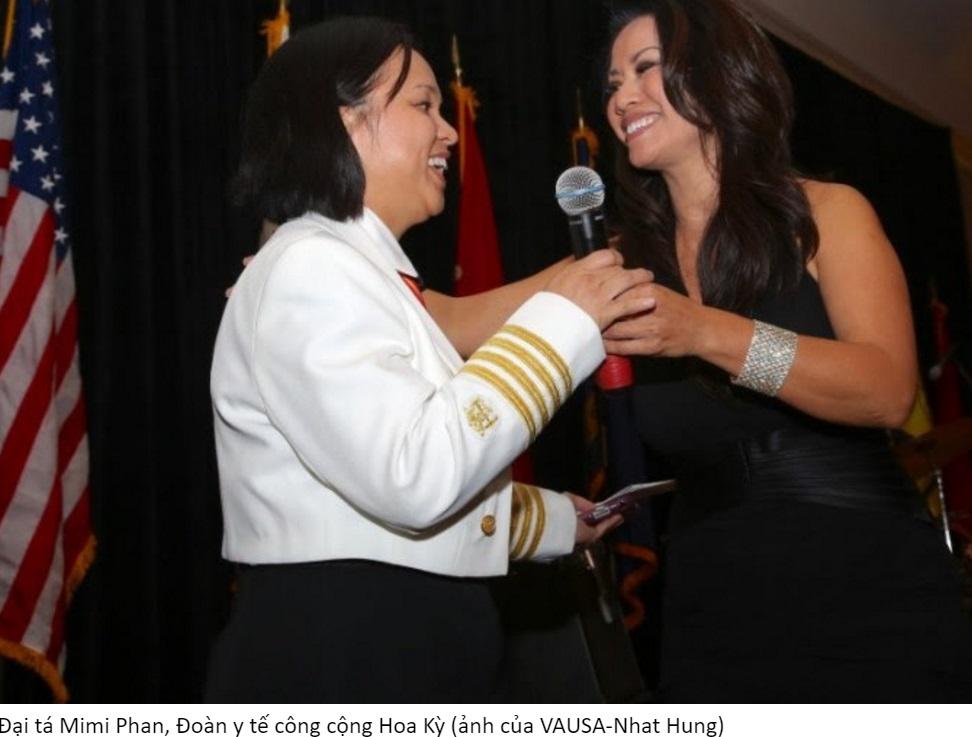 17 Trung Tá Hoa Kỳ gốc Việt được thăng cấp Đại Tá năm 2016