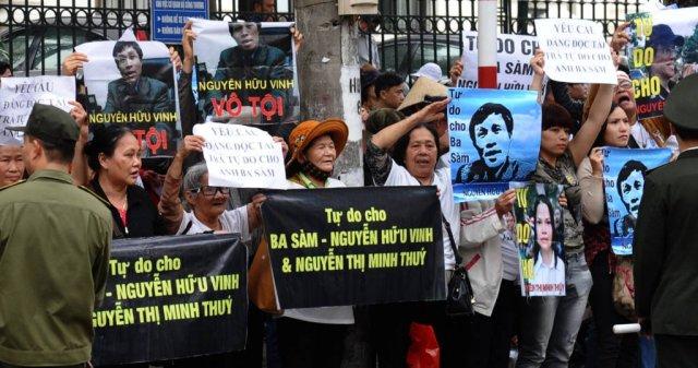 Phóng Viên Không Biên Giới nói đối thoại nhân quyền với CSVN phản tác dụng