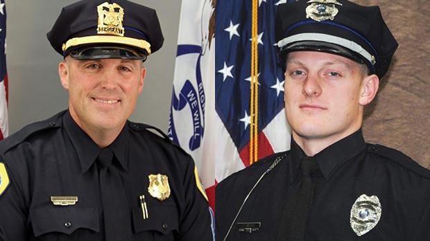 Iowa: 2 cảnh sát bị bắn chết
