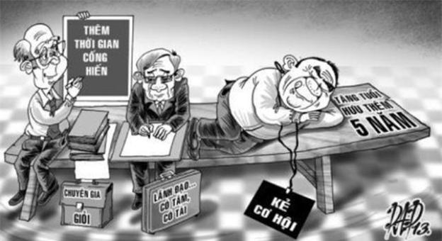 Nguyên nhân ẩn giấu nào khiến Việt Nam phải tăng tuổi hưu?