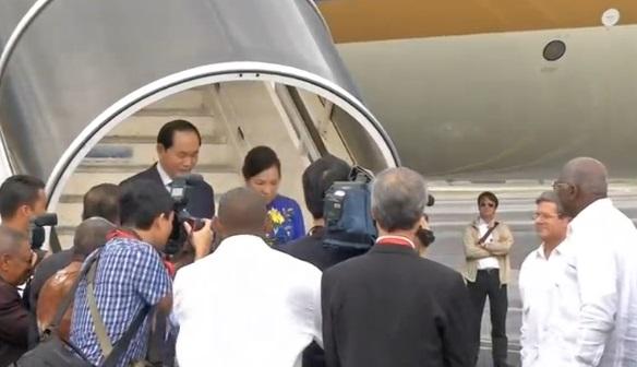 Chủ tịch CSVN thăm Cuba để 'tận mắt chứng kiến' các thành tựu kinh tế và ngoại giao