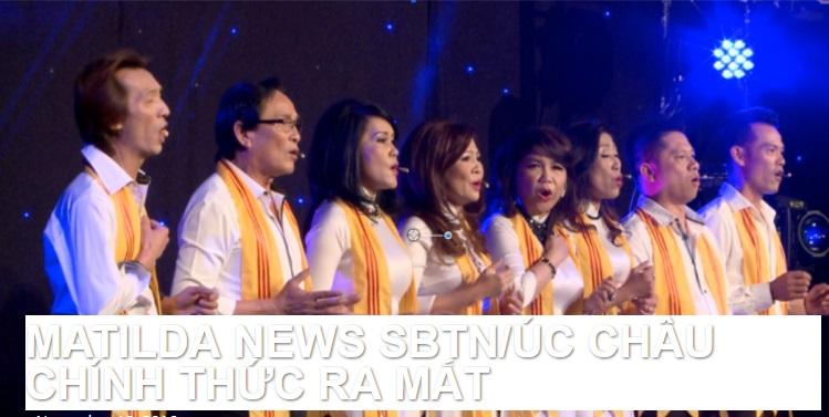 Buổi lễ chính thức ra mắt Matilda News & SBTN Úc Châu