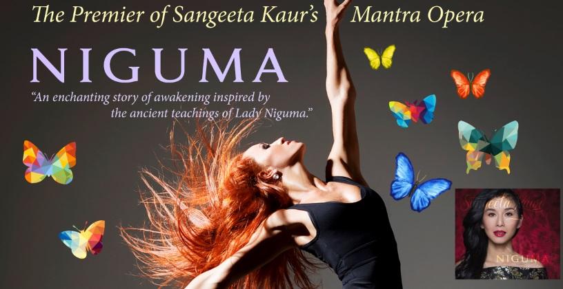 Vở nhạc kịch Niguma   Mantra  của nữ ca sĩ trẻ gốc Việt Teresa Mai tại sân khấu Santa Monica