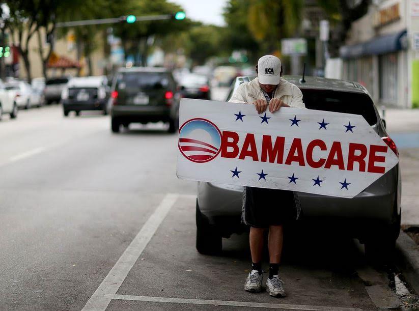 Số phận bấp bênh của hàng chục triệu người mua ObamaCare