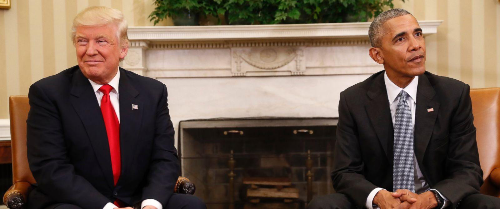 Sự khác biệt giữa chính phủ Obama và Trump trong tương lai