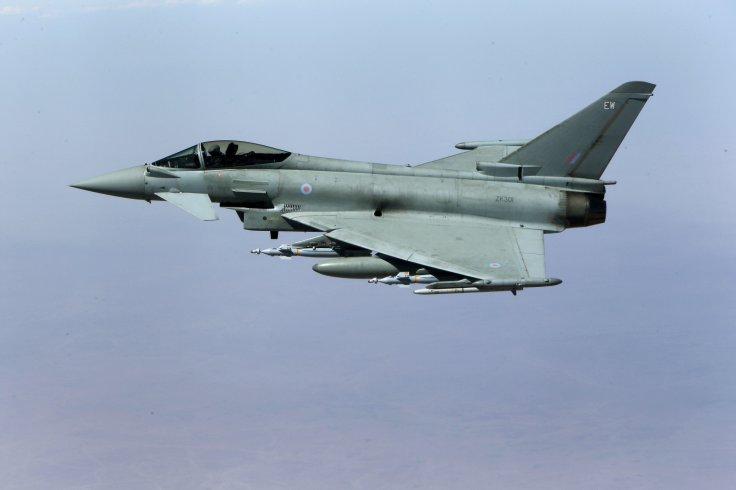 Anh Quốc sẽ cho chiến đấu cơ bay trên vùng tranh chấp ở Biển Đông