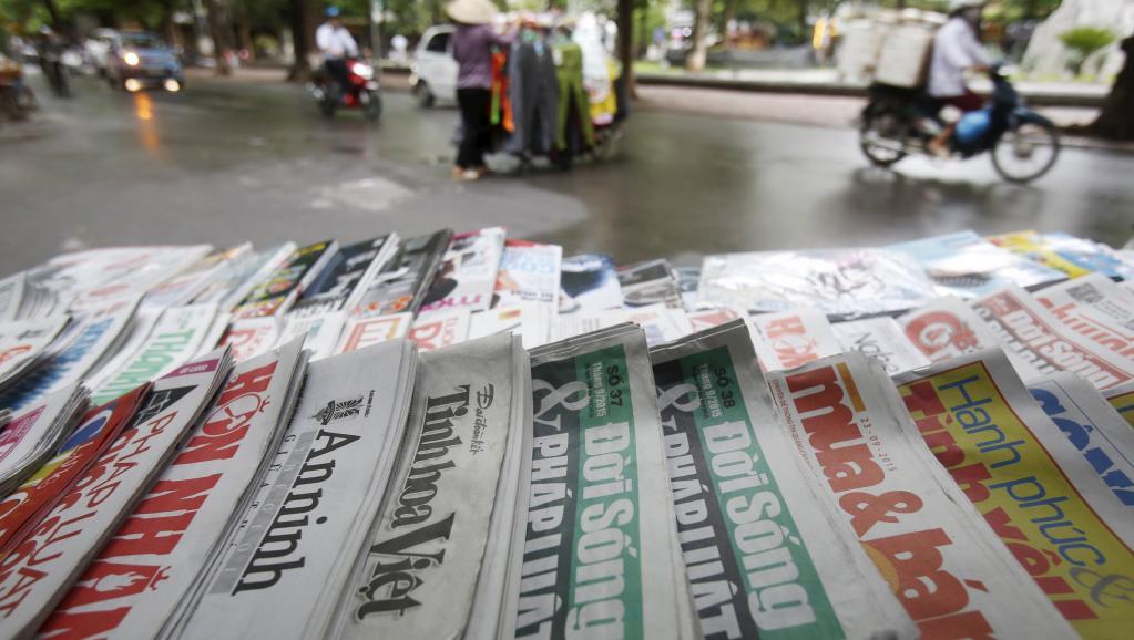 CSVN chuẩn bị làm báo nhắm vào cộng đồng người Việt hải ngoại