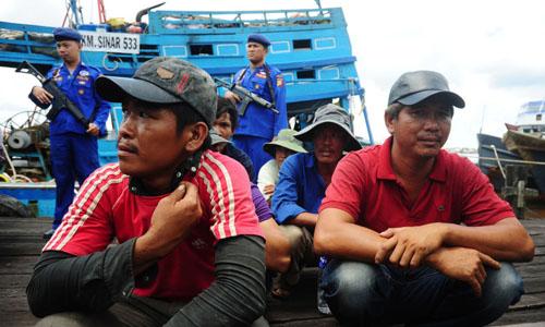 Căng thẳng ở Biển Đông buộc ngư dân Việt đi đến Úc