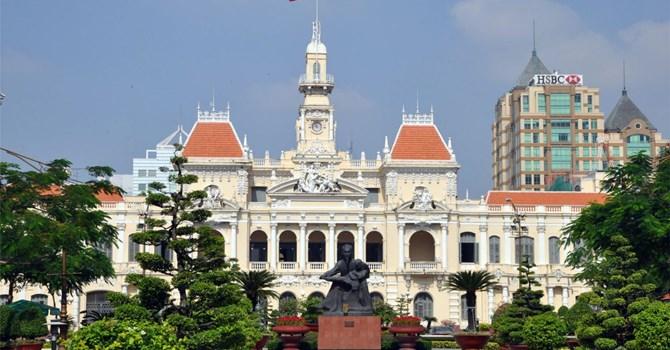 Ủy ban thành phố ở Sài Gòn sẽ lắp cổng từ, máy soi để tăng an ninh