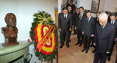 Việt Nam chia rẽ vì quốc tang Fidel Castro