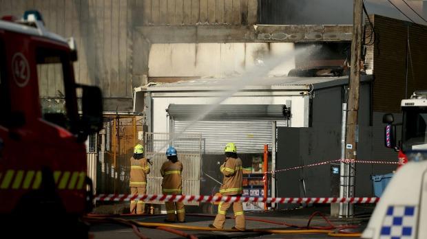 Cháy siêu thị Little Saigon  ở Melbourne – Úc gây tổn thất 12 triệu Mỹ kim
