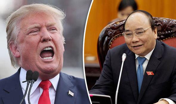 Hà Nội đưa tin ông Nguyễn Xuân Phúc điện đàm với ông Donald Trump