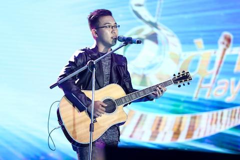 Một thí sinh bị loại khỏi chương trình ca nhạc của VTV vì chống chế độ