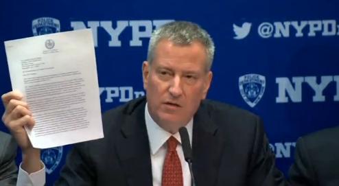 Thành phố New York đòi 35 triệu Mỹ kim phí an ninh liên quan đến ông Trump