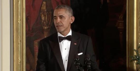 Tổng Thống Obama đọc bài diễn văn an ninh quốc gia cuối cùng