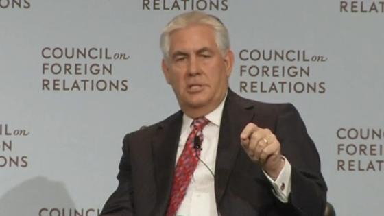 Giám đốc điều hành Exxon nhiều triển vọng trở thành ngoại trưởng Hoa Kỳ