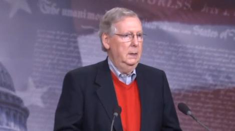 Ông McConnell tuyên bố cuộc điều tra Nga phá bầu cử Mỹ không thể mang tính đảng phái