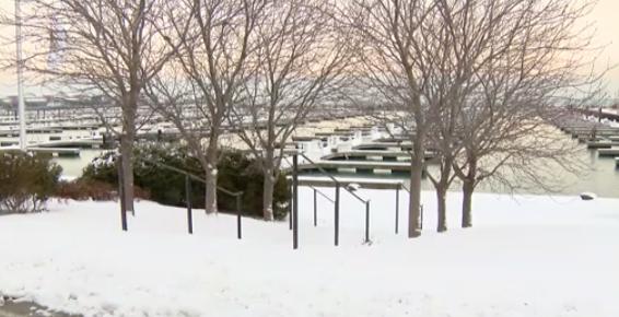 Tiểu bang Illinois chìm trong biển tuyết