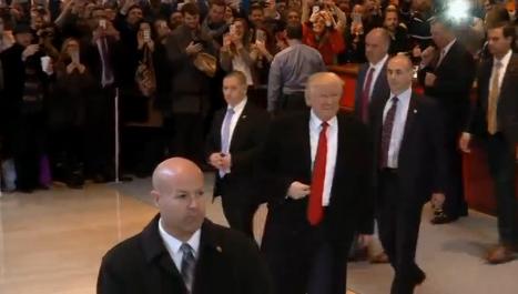 Ông Trump và các giám đốc Silicon Valey tìm cách xoa dịu xích mích