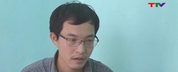 """Một thanh niên ở Thanh Hoá bị bắt vì đăng tin """"nói xấu"""" lãnh đạo cộng sản"""