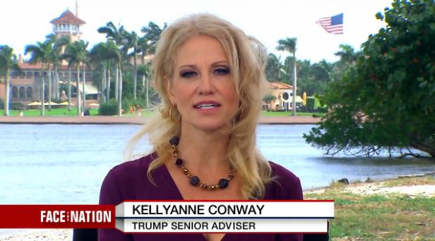 Bà Conway nêu nghi vấn về động cơ của ông Obama trong vụ tin tặc Nga