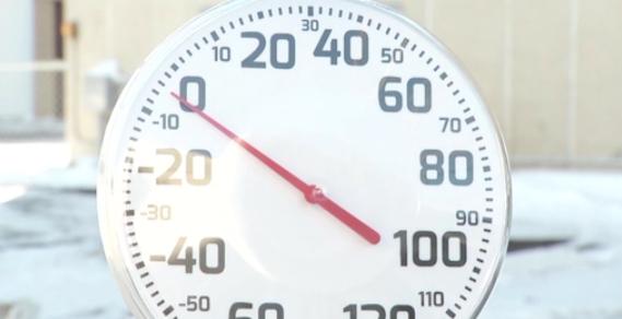 Nhiệt độ lạnh kỷ lục đang tấn công nước Mỹ