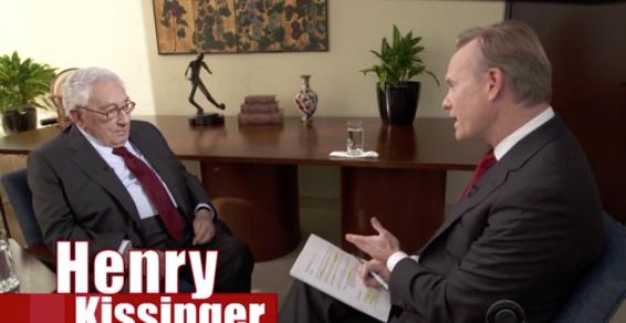 Cựu ngoại trưởng Kissinger cảnh báo ông Trump thay đổi thái độ với Trung Cộng