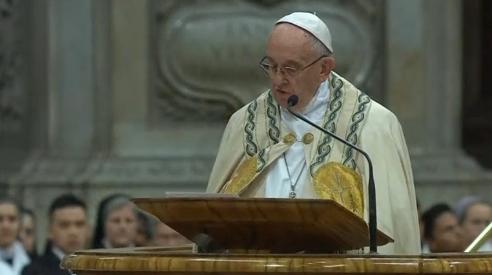 Đức Giáo Hoàng gởi đi thông điệp cuối năm nói về tình trạng thất nghiệp của giới trẻ