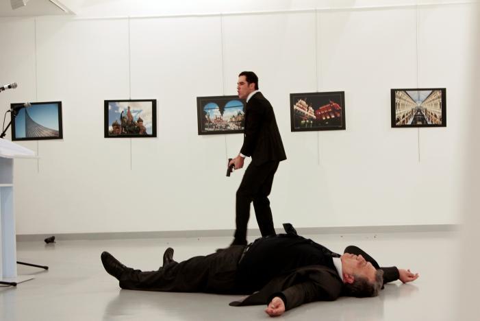 Đại sứ Nga bị ám sát tại Thổ Nhĩ Kỳ