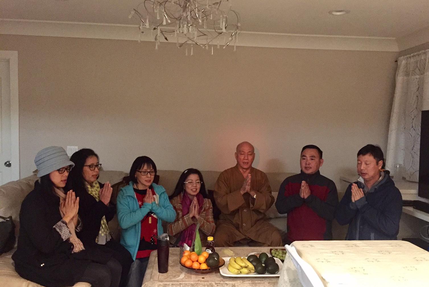 Chuyện kể về sự mầu nhiệm của  pháp môn Niệm Phật cùng Hòa Thượng Thích Quảng Tâm tại Quận Cam