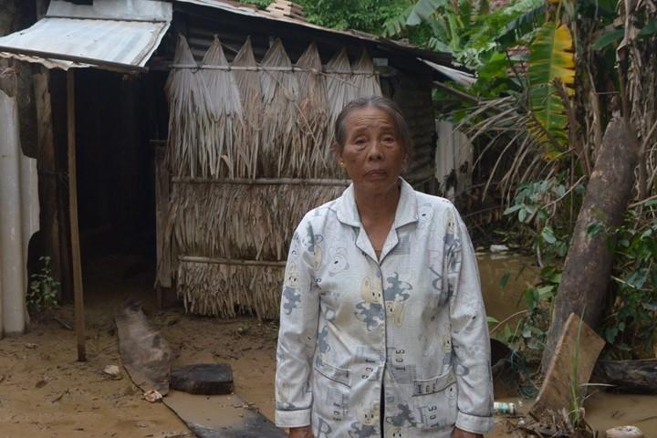 Nạn nhân lũ lụt bị quan xã đề nghị nộp lại tiền từ thiện