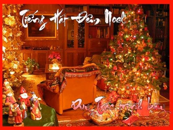 Nghe lại những ca khúc một thời vang bóng của Mùa Giáng Sinh
