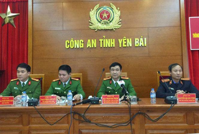 Chi tiết mới: 100 ngàn Mỹ Kim tại hiện trường trong vụ quan chức thanh toán nhau tại Yên Bái