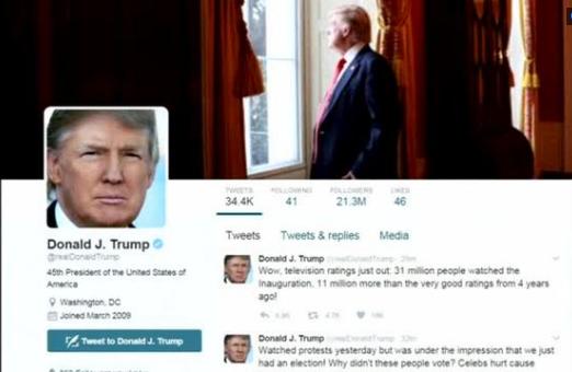 Ông Trump đặt câu hỏi với người biểu tình tại sao trước đó họ không đi bầu?