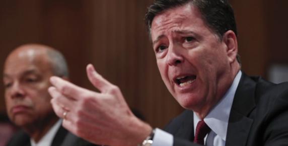 Ông Trump đề nghị ông James Comey tiếp tục làm giám đốc FBI