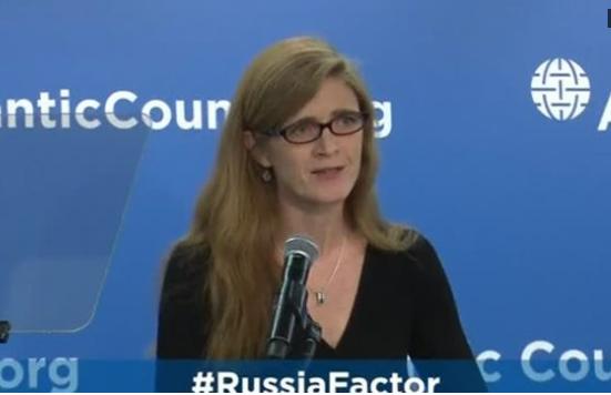 Đại sứ Mỹ tại Liên Hiệp Quốc cáo buộc Nga xáo trộn trật tự toàn cầu