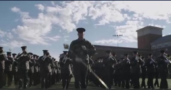 Đội quân nhạc tập dượt trước ngày nhậm chức của ông Trump