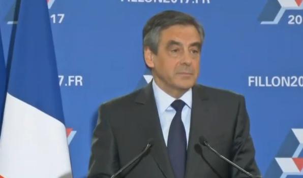 Ứng viên tổng thống Pháp Fillon: Pháp cần hạn ngạch di trú