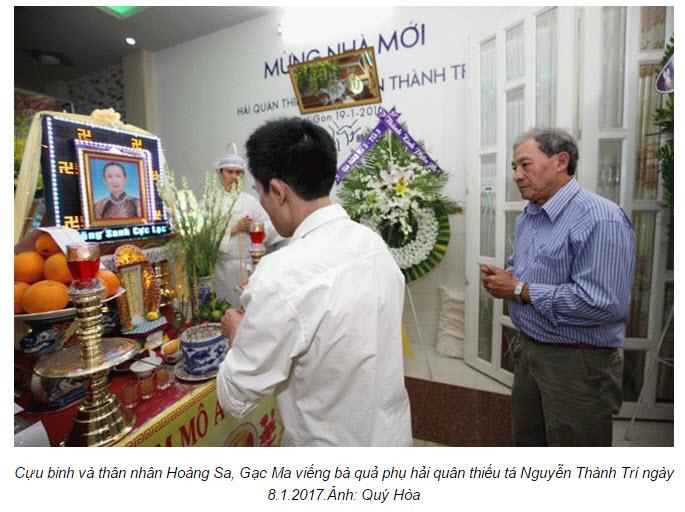 Chương trình Nhịp Cầu Hoàng Sa kỷ niệm 3 năm hoạt động tại Dinh Độc Lập Sài Gòn