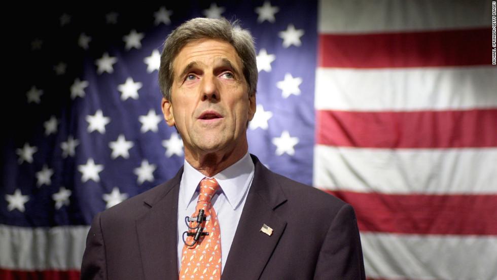 Ngoại trưởng Hoa Kỳ John Kerry sắp công du Việt Nam