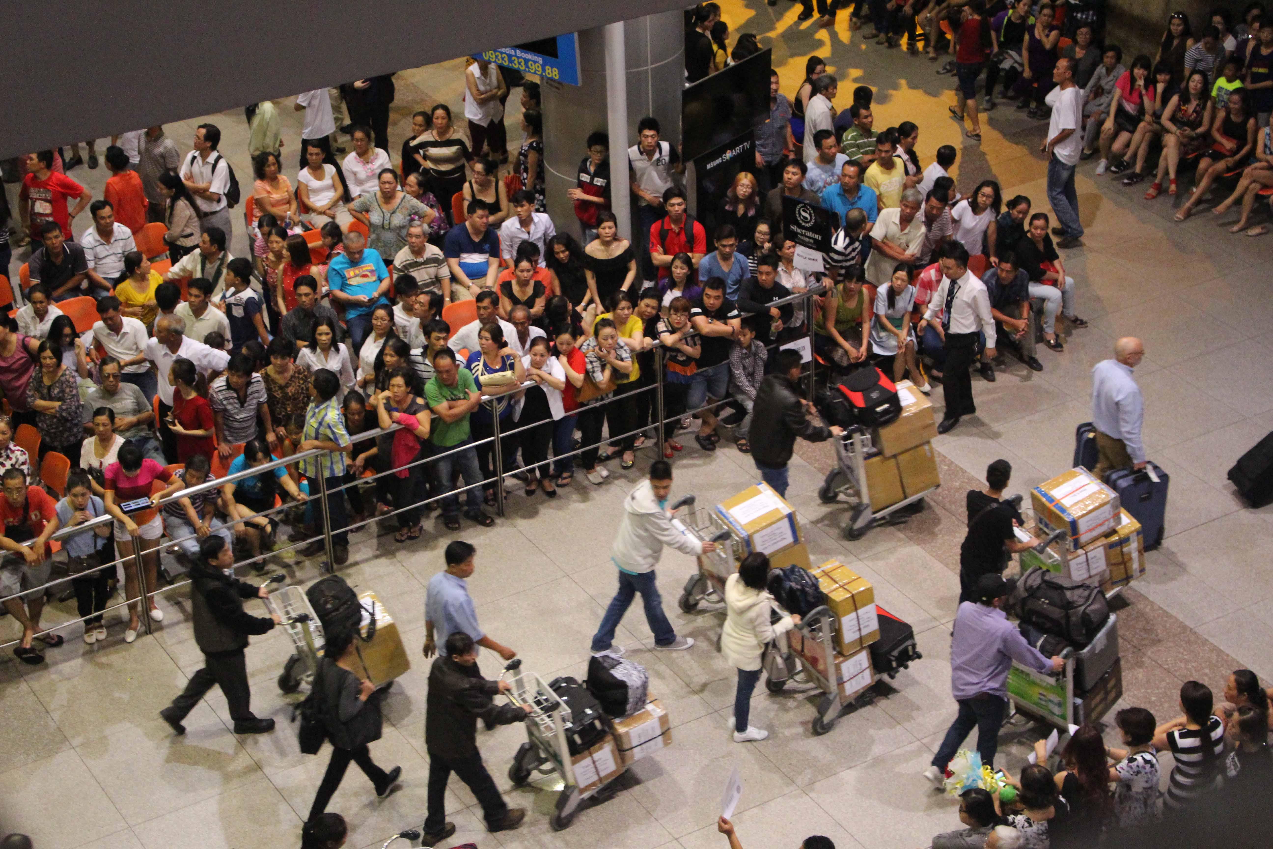 Các hãng hàng không bị buộc hạn chế tăng chuyến bay trong dịp Tết