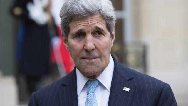 Ngoại trưởng John Kerry sẽ công du Việt Nam trước khi mãn nhiệm kỳ