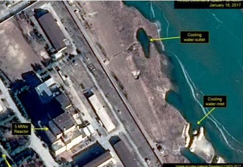 Bắc Hàn dường như tái khởi động lò phản ứng plutonium