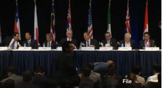 Các quốc gia thành viên cam kết vực dậy hiệp định Thương Mại Đối Tác Xuyên Thái Bình Dương