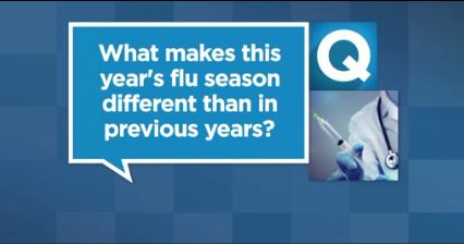 Ca tử vong đầu tiên vì cúm ở California