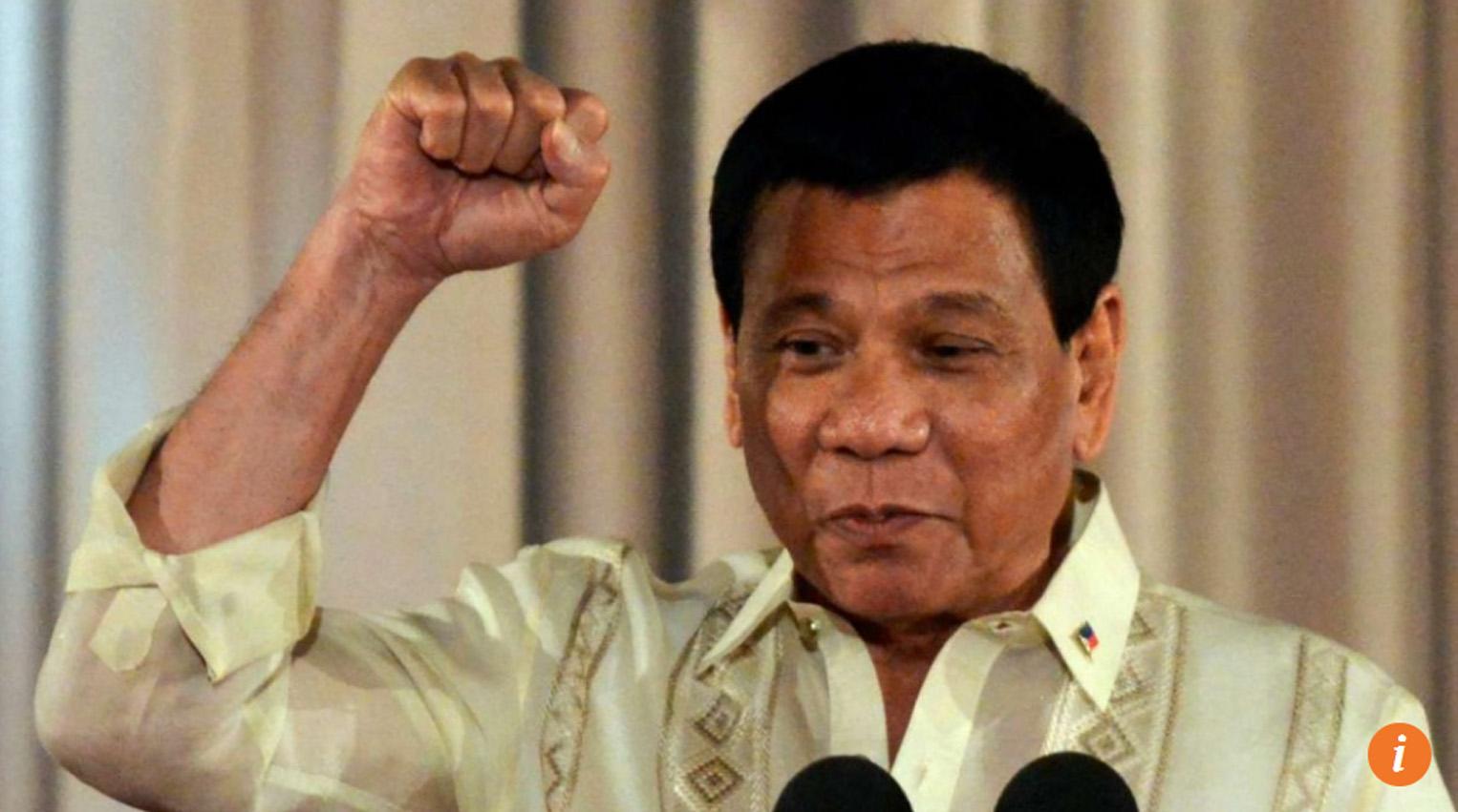 Tổng Thống Philippines nhờ Trung Cộng giúp tuần tra trên biển