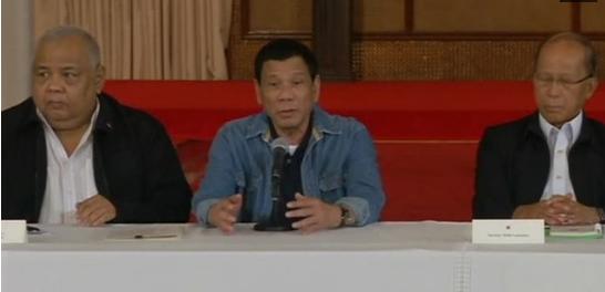 Duterte doạ huỷ bỏ hiệp ước hợp tác quốc phòng ký kết với Hoa Kỳ