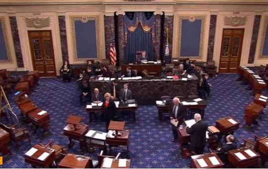Hạ Viện thông qua dự luật trao quyền Quốc Hội xóa bỏ một số quy định hiện hành