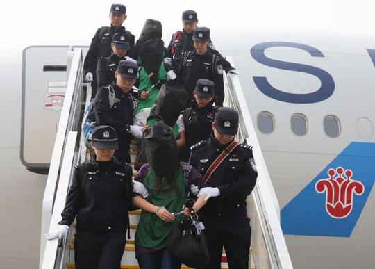 Đài Loan phản đối CSVN giải giao 4 nghi can người Đài Loan cho Trung Cộng